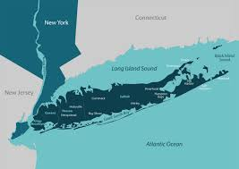 The Map Of New York by Map Of The Hamptons Long Island New York You Can See A Map Of Jet