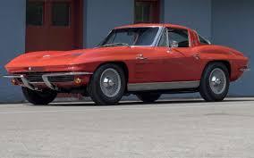 split window corvette value 1963 chevrolet corvette z06 tanker is a 1 of 63 split window