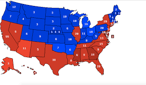 2004 Election Map by Alternate Electoral Maps Page 446 Alternate History Discussion