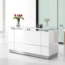 Office Furniture Reception Desks Modern Office Furniture Reception Desk Interior Design Ideas