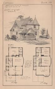 Edwardian House Plans by 186 Best Floor Plan Images On Pinterest Vintage Houses House