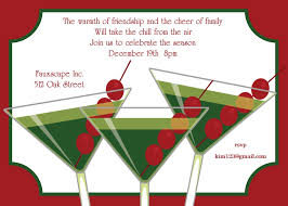christmas cocktail party christmas holiday party invitations designs for 2017