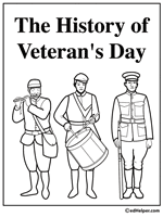 veterans day coloring pages printable veterans day coloring pages worksheets lessons and printables