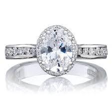 tacori dantela tacori tacori dantela collection oval halo design pave diamond