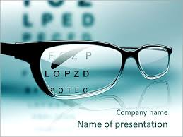 glasses for reading powerpoint template u0026 backgrounds id