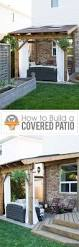 How To Build A Detached Patio Cover The Hansen Family How To Build A Patio Part 3 Building A