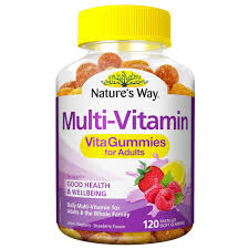 buy multi vitamin for adults 120 pack by nature u0027s way online