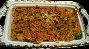 Membuat Mie Gomak Goreng   resep mie gomak goreng khas sumatra