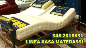 materasso elettrico rete elettrica motorizzata linea kasa materassi