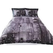 Argos Duvet Buy Living Photograph New York Skyline Duvet Cover Set Double At