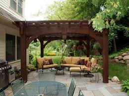 Backyard Relaxation Ideas Garden With Pergola Design U2013 50 Ideas For Your Summer Garden