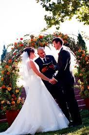 outdoor fall wedding ideas 46 outdoor fall wedding arches happywedd