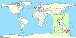 world map of capital cities capital city of on the world map stock photo within