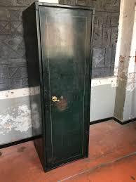 vintage industrial galvanised steel metal medicine bathroom