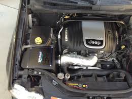 2006 jeep grand limited 5 7 hemi jeep grand 5 7l volant intake install