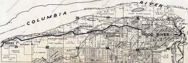 Mosier Oregon Map by 035a Mitchell Creek To Mitchell Point Tunnel Milepost 2016