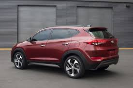 hyundai tucson suv hyundai tucson likely to get the n treatment will buyers go for it