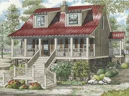 Southern Low Country House Plans 23 Best House Plans Images On Pinterest Beach House Plans