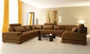 canapé cuir panoramique canapé en cuir achat canape panoramique taragone u4 lecoindesign
