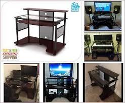 Workstation Computer Desk Studio Workstation Musical Instruments U0026 Gear Ebay