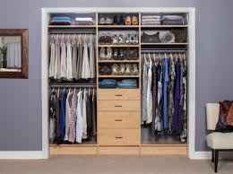 small closet functional ideas for designing small wardrobe