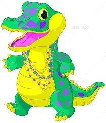 mardi gras alligator mardi gras alligator by dazdraperma graphicriver