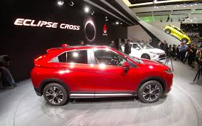 new mitsubishi eclipse 2018 mitsubishi eclipse cross a new suv for the brand 2 56
