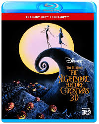 the nightmare before christmas home decor the nightmare before christmas blu ray 3d blu ray amazon co uk