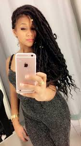 222 best hairstyles faux locs images on pinterest natural