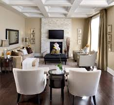 square living room layout decorating a long narrow living room with fireplace under flat