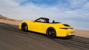 orange porsche 911 convertible porsche 911 carrera gts cabriolet 2015 review by car magazine