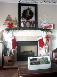 chic on a shoestring decorating farmhouse christmas decor merry