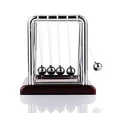 Executive Desk Toy Mini Desktop Newton U0027s Cradle Classic Newtons Cradle Balance Balls