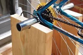 Recumbent Bike Desk Diy by Bikes Cheap Bike Rollers Turn Bike Into Stationary Bike Diy Bike