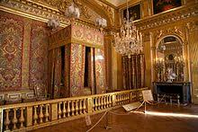 chambre versailles appartement du roi