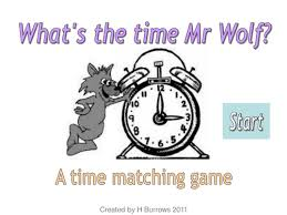 what u0027s the time mr wolf multiple choice game by pygmy squid