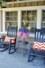 4th of july home decor 4th of july bunting farmhouse38