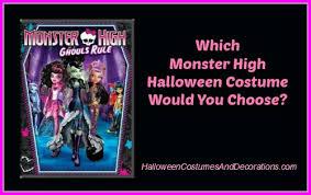 Monster Halloween Costumes Girls Buy Monster Halloween Costume Girls Halloween