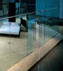 frameless glass office system glass demountable walls modernus