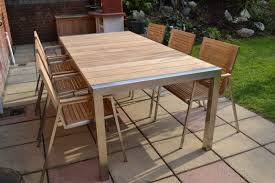 how to care modern teak outdoor furniture u2014 porch and landscape ideas
