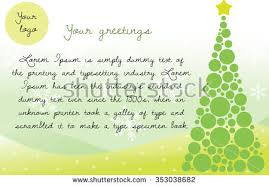 Happy New Year Business Card Holiday Business Greetings Card Happy New Stock Vector 353038682