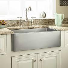 farmhouse kitchen decorating ideas decor 36 inch hazelton stainless farmhouse sink for kitchen
