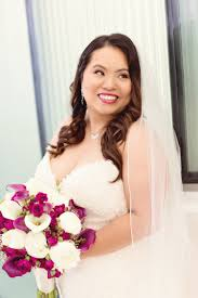 wedding planner seattle pink and white wedding bouquet asian wedding planner
