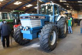 ford tw 35 tractor mania pinterest