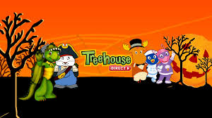 Happy Halloween Animated Happy Halloween From Treehouse Direct Youtube