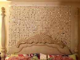 Beaded Curtains With Pictures Silver Bubble Beaded Curtains Metallic Silver Circle Beaded