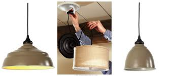 spray paint your light fixtures and save big stretching a buck