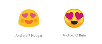 new android emojis the android blobs are enter the new android emojis
