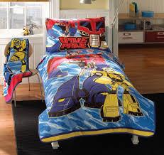 Transformer Bed Set Transformers Toddler Bedding Sets