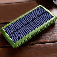 diy phone charger 30000mah solar power bank 2 usb charger diy case for ipad cell